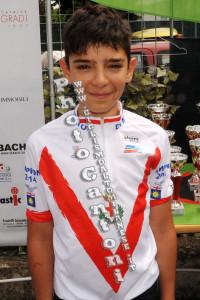 Alessio Bauccio, Campione Provinciale G5