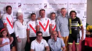 I neo Campioni Provinciali Alfano, Meo, Fontanella e Gionfriddo