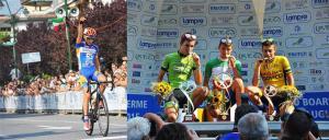 Il neo Campione Italiano Allievi, Andrea Bagioli
