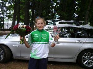 Chiara Sacchi Campionessa Regionale Gimkana