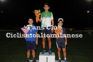 Dario Belletta Campione Regionale