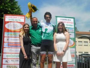 Il campione Regionale Dario Igor Belletta