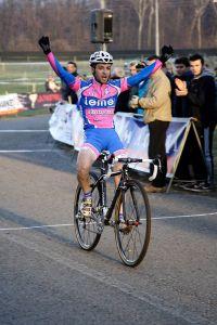 Emilio Caroni, vincitore del Trofeo Master 19-44