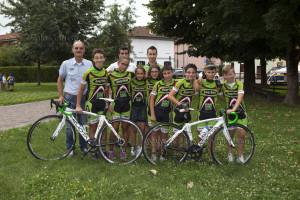 Enjoy Bike, la società neo campione Provinciale maschile