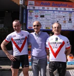 Enrico Pezzetti e Marcello Tota neo Campioni Provinciali