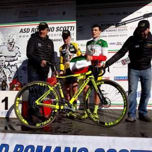 Jakob Dorigoni neo Campione Italiano con Stefano Sala secondo