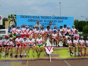 Trofeo Lombardia Giovanissimi 2° posto