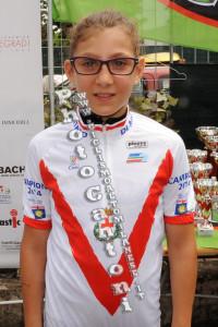 Valentina Vighi, Campionessa Prov.le G5