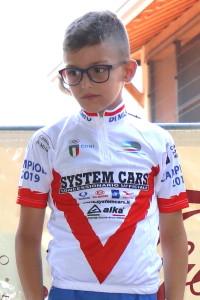 Arbi Gashi Campione Provinciale G2M
