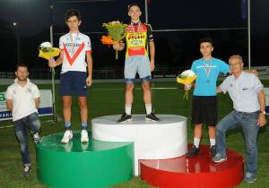 Dario Igor Belletta in maglia di Campione Provinciale