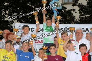 Giuseppe Bungaro in magila di Campione Regionale G2