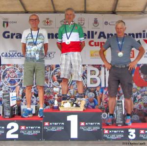 Fulvio Magnaldi, papà di Erica Magnaldi (BePink), neo Campione Italiano GF