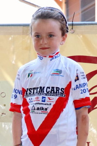 Maira Geroli Campionessa provinciale G1F
