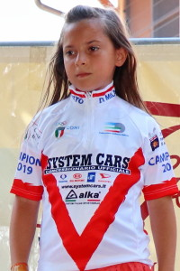 Martina Pianta Campionessa provinciale G2F