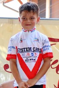 Riccardo Ranzini Campione Provinciale G1M
