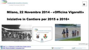 FCI Officina Vigorelli