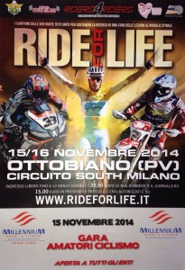 Ride for life1